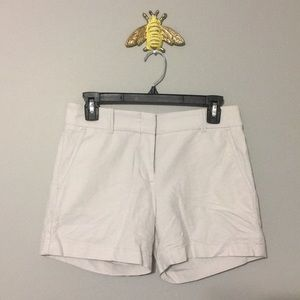 J. Crew Powdered Oxford City Fit Shorts